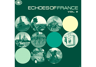 VARIOUS - Echoes Of France Vol.2 - (CD)