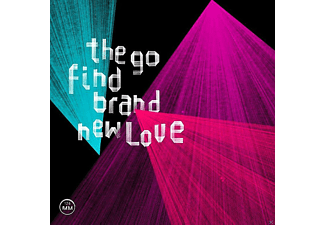 The Go Find - Brand New Love [CD]