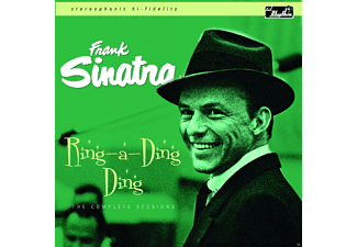 Frank Sinatra - Ring-A-Ding Ding (Complete Sessions) - (CD)