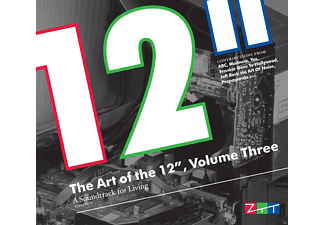 "VARIOUS - The Art Of The 12"" Vol.3 [CD]"