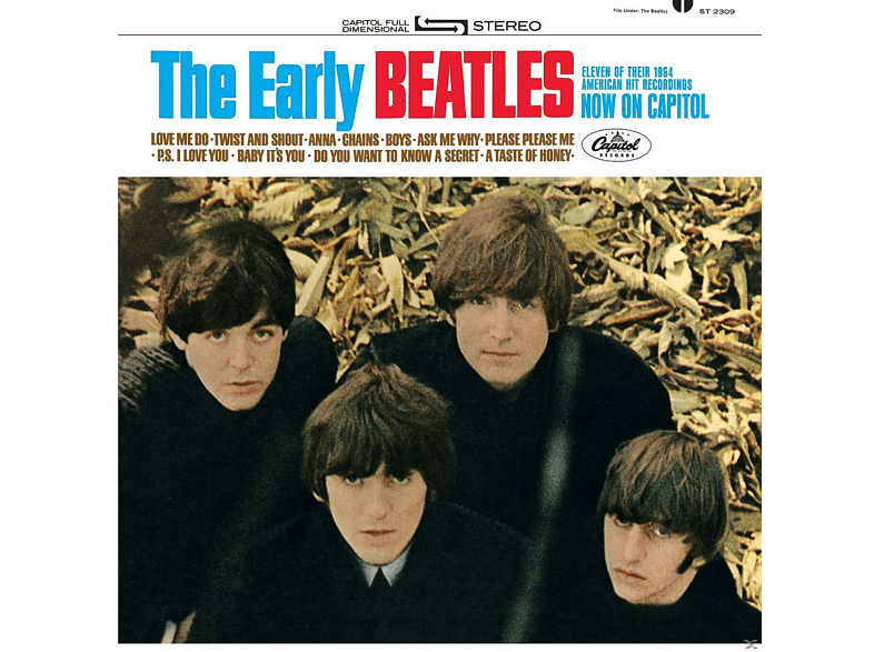 The Beatles - The Early Beatles (Ltd.Edition) [CD]