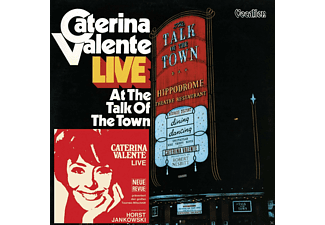 Caterina Valente - Live-At The Talk Of The Town - (CD)