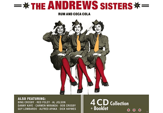 The Andrews Sisters - Rum And Coca Cola - (CD)