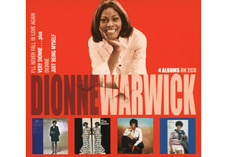 Dionne Warwick - I'll Never Fall In Love Again+Very Dionne...(Plus) - (CD)