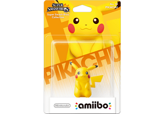 amiibo - Super Smash Bros. - No. 10 Pikachu