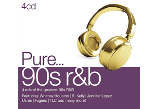VARIOUS - Pure... 90s R&B - (CD)