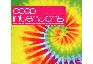 VARIOUS - Deep Intentions - Dance-Floor Anthems From The Dee - (CD)