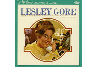 Lesley Gore - Girl Talk... (With Bonus Tracks) - (CD)