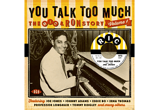 VARIOUS - You Talk Too Much - The Ric & Ron Story Vol.1 - (CD)