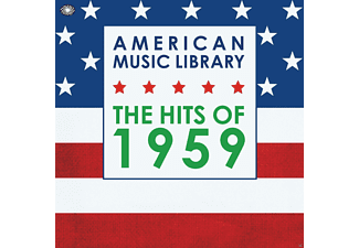 VARIOUS - American Music Library (Hits Of 1959) - (CD)