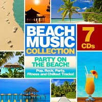 VARIOUS - Beach Music Collection: 7cd's - Party On The Beach! [CD]