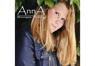 Anna - Boogie Tattoo - (CD)