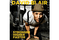 David Blair - Stronger, Higher, Faster [CD]