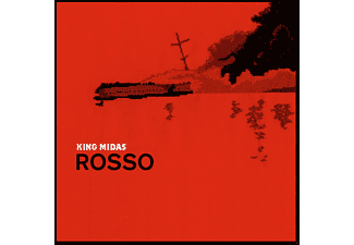 King Midas - Rosso [CD]