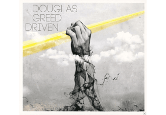 Douglas Greed - Driven - (CD)