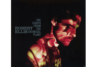 Robert Ellis - The Lights From The Chemical Plant - (CD)