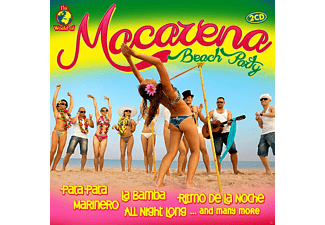 VARIOUS - Maccarena Beach Party [CD]