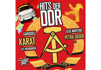 VARIOUS - Hits Der Ddr [CD]