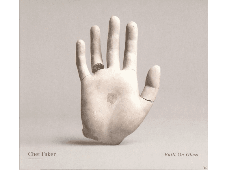 Chet Faker - Built On Glass [CD]