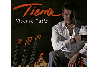 Vicente Patiz - Tierra - (CD)
