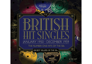 VARIOUS - British Hit Singles - January 1950 - December 1959 [CD]