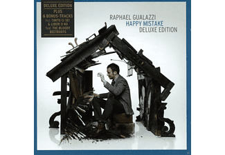 Raphael Gualazzi - Happy Mistake (Deluxe Edition) [CD]