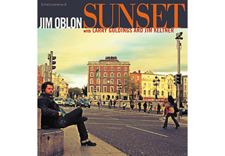 Jim Oblon, Larry Goldings, Jim Keltner - Sunset - (CD)