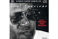 Mighty Sam McClain - Soul Survivor-The Best Of [SACD Hybrid]
