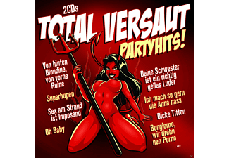 VARIOUS - Total Versaut - Partyhits! - (CD)