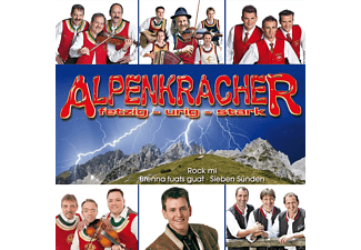 VARIOUS - Divers-Alpenkracher - (CD)