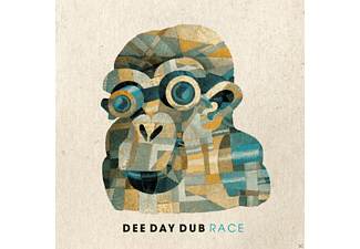 Dee Day Dub - Race [CD]