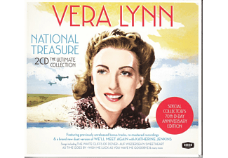 Lynn Vera - National Treasure-The Ultimate Collection [CD]