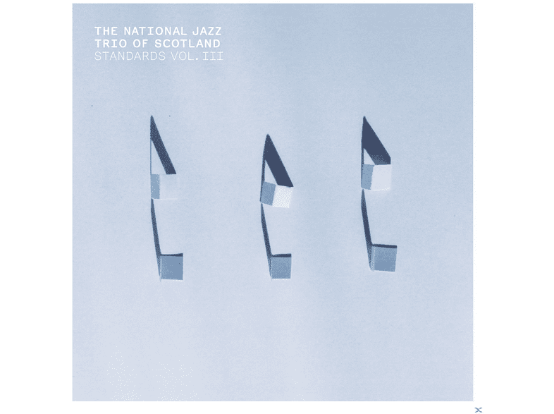 National Jazz Trio Of Scotland - Standards Vol. 3 [CD]