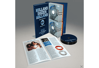 Holland-dozier-holland - The Complete 45's Collection (14cd+Download-Card) - (CD)