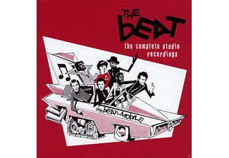 The Beat - Complete Studio Recordings (4cd-Set) - (CD)