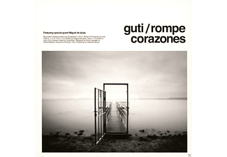 Guti - Rompecorazones - (CD)