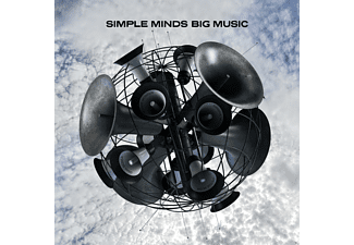 Simple Minds - Big Music-Deluxe Box - (CD + DVD)