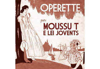 Moussu T E Lei Jovents - Operette - (CD)