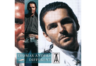 Thomas Anders - Different - (CD)