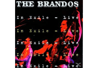 The Brandos - In Exile/Live - (CD)