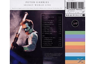 Peter Gabriel - Secret World Live [CD]