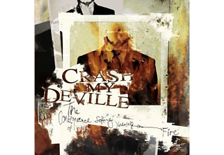 Crash My Deville - The Consequence Of Setting Yourself [CD]