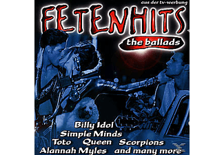 VARIOUS - Fetenhits The Ballads - (CD)