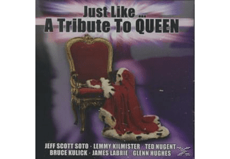 VARIOUS - Just Like... - A Tribute To Queen - (CD)