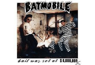 Batmobile - Bail Was Set At $6.000.000 - (CD)