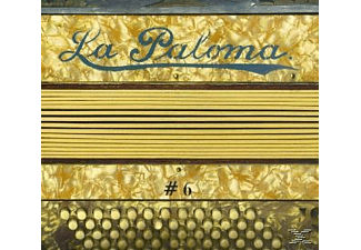 VARIOUS - La Paloma 6-One Song For All Worlds [CD]
