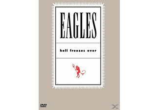 Eagles - Hell Freezes over - (DVD)