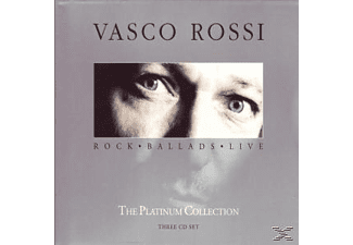 Vasco Rossi - Platinum Collection (Special) - (CD)