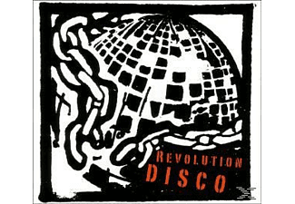 VARIOUS - Revolution Disco [CD]