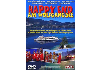 HAPPY END AM WOLFGANGSEE - (DVD)
